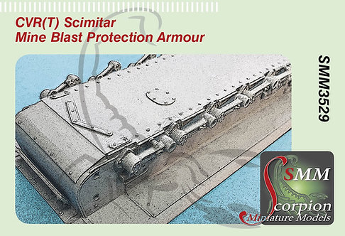 SMM3529 CVR(T) Scimitar Mine Blast Protection Armour