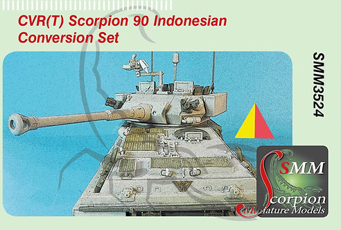 SMM3524 CVR(T) Scorpion 90 Indonesian Conversion Set
