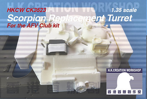 HKCW CK3523 Scorpion Replacement Turret