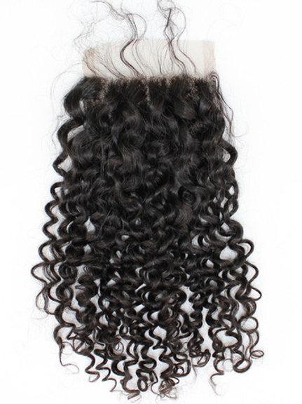 Burmese Curly Closure
