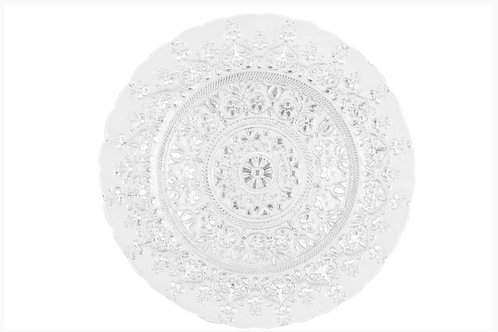 Classic Crystal Charger Plate