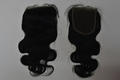 Brazilian Body Wave Silk Closure
