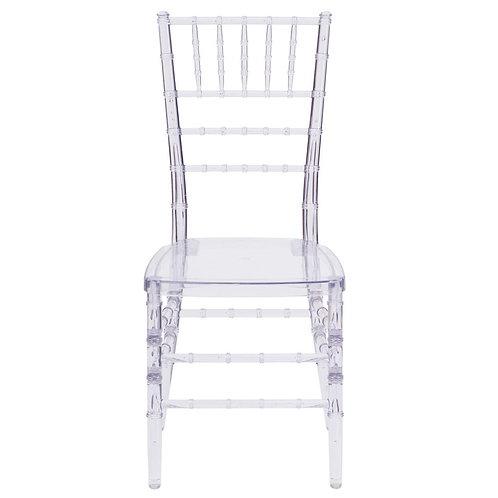 Crystal Clear Chiavari Chair