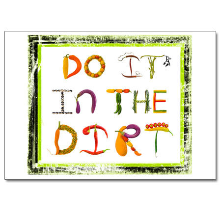Do It In The Dirt