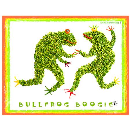 Bullfrog Boogie  (T shirt)