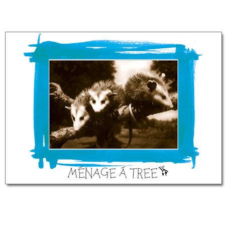 Menage A Tree