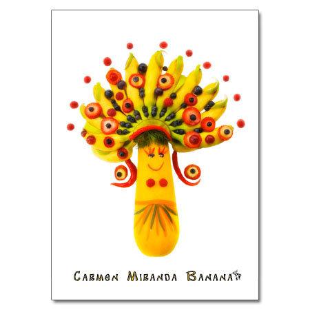 Carmen Miranda Banana