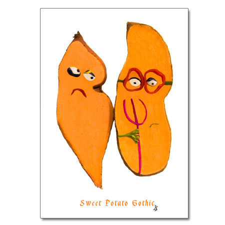 Sweet Potato Gothic