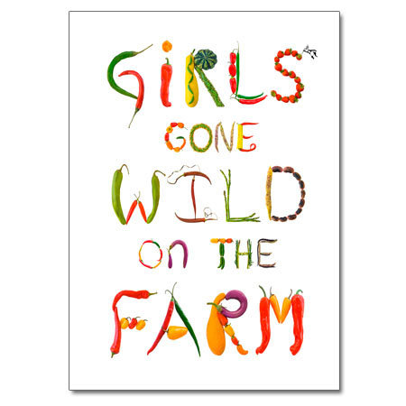 Girls Gone Wild on the Farm