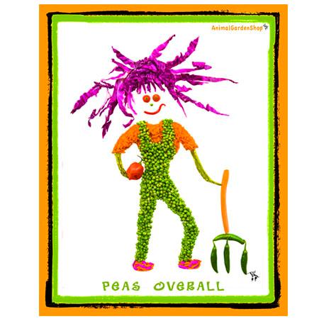 Peas Overall