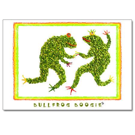 Bullfrog Boogie