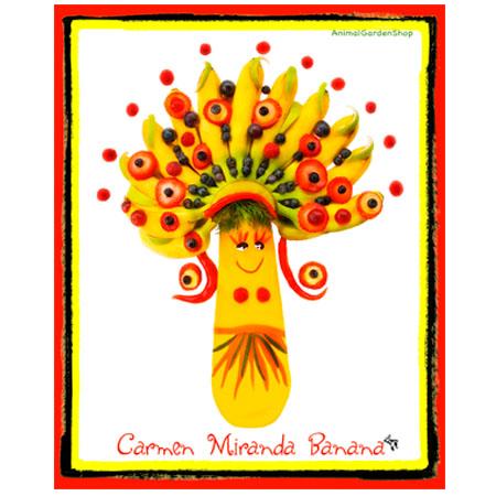 Carmen Miranda Banana  (T shirt)