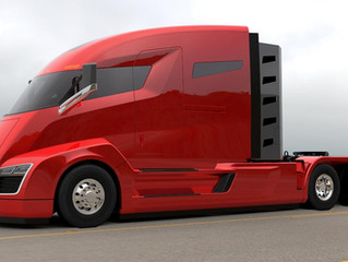 Tesla Trucks of the Future