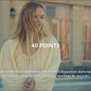 H&M - Campaign Conscious-2021 French