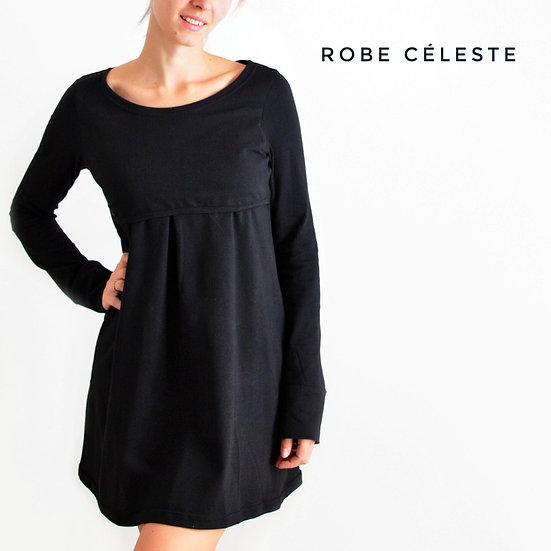 Robe Céleste Noir chiné T3
