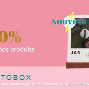 Photobox Christmas TV 2020- French