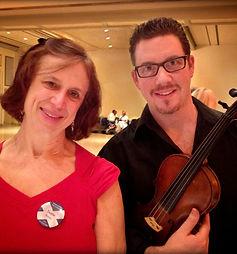 Photo of Susie Petrov and Calum Pasqua
