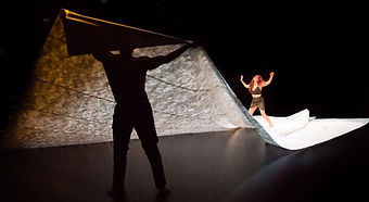 With- Choreography by Benjamin Kamino