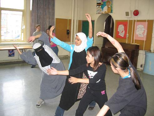 Express Dance - Teacher Workshop