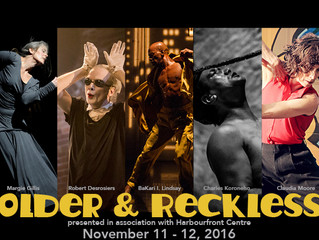 Older & Reckless Tickets on Sale!