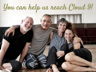 You Can Help Us Reach Cloud 9