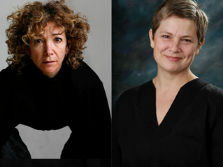 WORKSHOPS with Older & Reckless artists HEIDI LATSKY & LESANDRA DODSON - November 6 & 10
