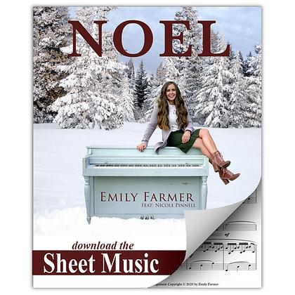 Noel Sheet Music