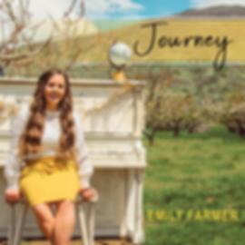 Emily Farmer Journey Album Cover