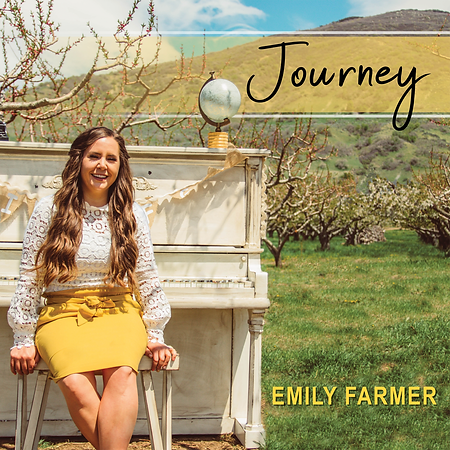 Emily Farmer Journey Album Cover