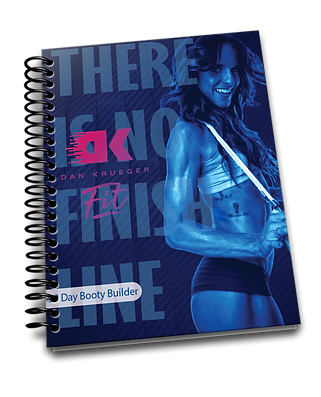 90-Day Booty Builder Program Cover