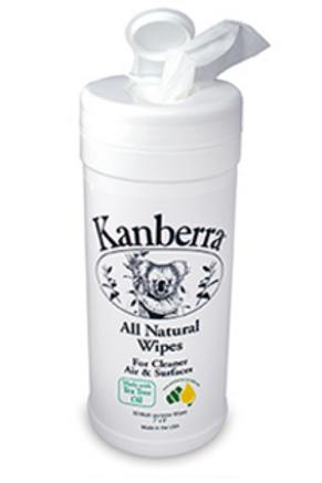 Kanberra Wipes®  - chusteczki nawilżane