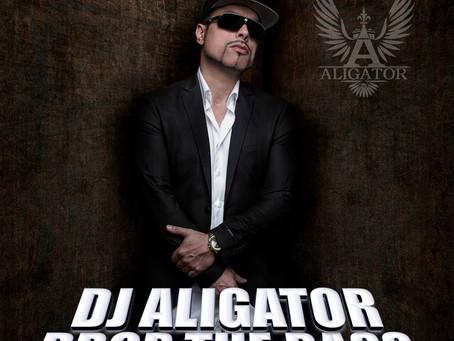 DJ AliGator    DJ Radio Station