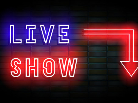 We are on live show 2021