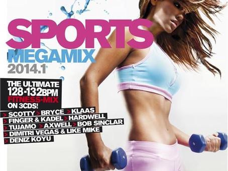 Sports Megamix by Larzesh 2021