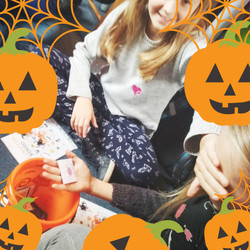 15-Copy of Orange Pumpkin Halloween Kids