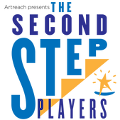 The Second Step Players Theater Troupe Logo