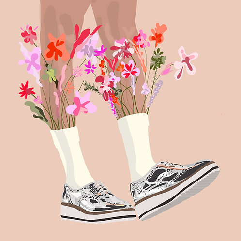 Sneakers By Madeline Marino
