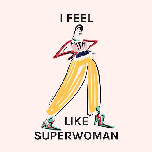 Superwoman by Talia Cu