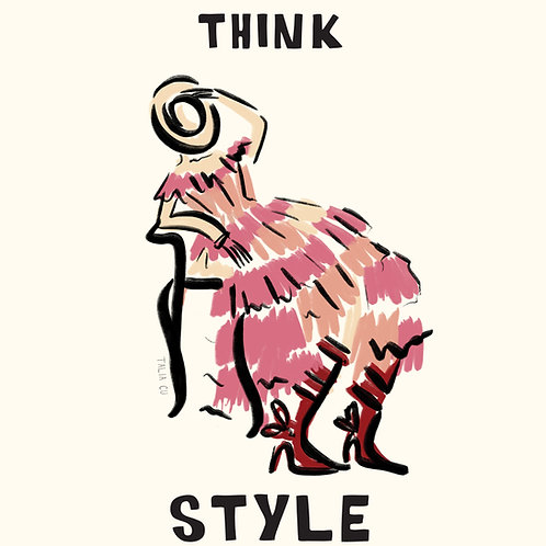 Think Style by Talia Cu