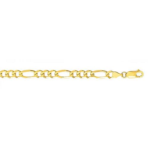 14k Figaro Necklace