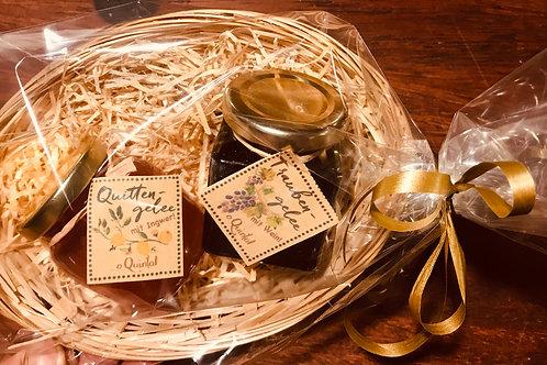 Körbchen-Geschenkverpackung