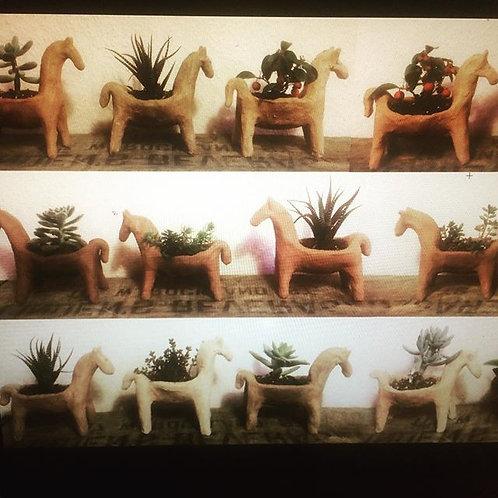 Keramikpferdchen
