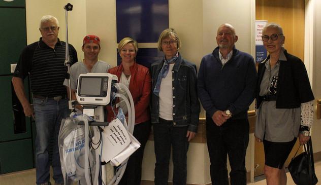 Ventilator Donation