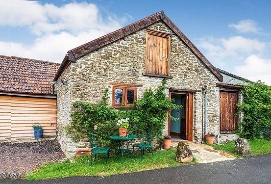 'The Milking Parlour' accommodation at Stockbridge Farm Barn