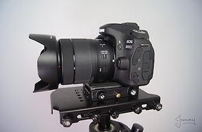 Glidecam HD 2000 Canon 80D