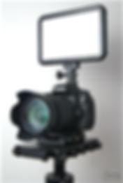 Panneau à Led Excelvan vidéo