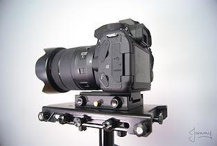 Stabilisateur HD 2000 Canon 80D
