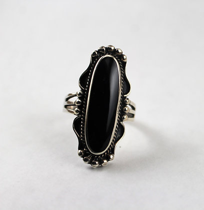 Sterling Silver Vintage Style Ring