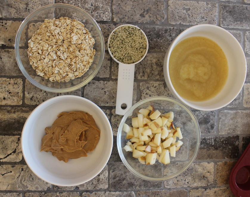 Apple Oatley Ingredients