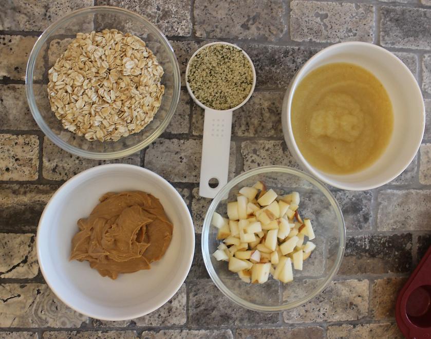 Apple Oatley Ingredients